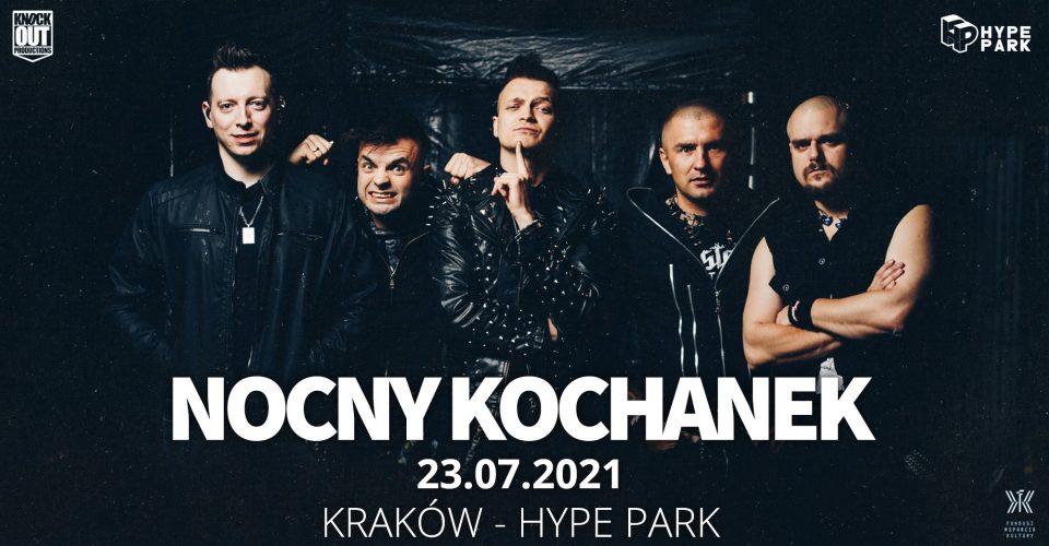 Nocny Kochanek / 23 VII / Kraków