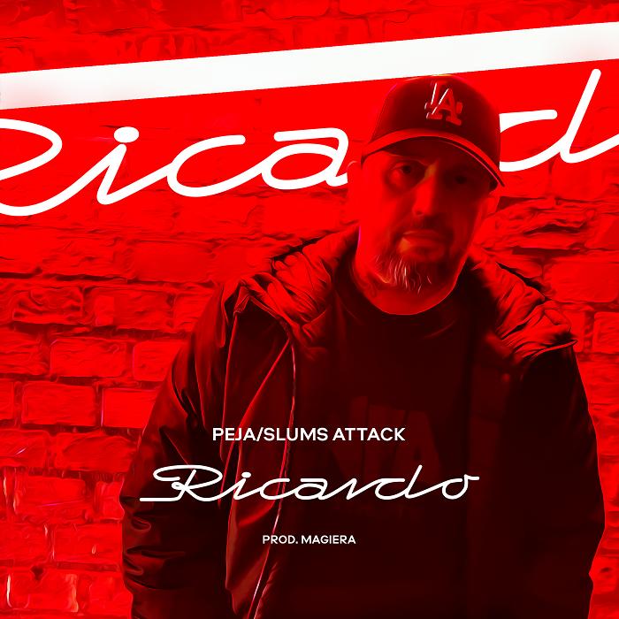Peja - Ricardo - okładka singla