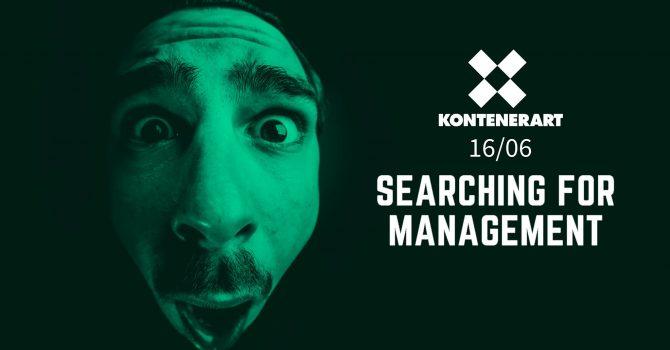 Searching for Management gra w KontenerART