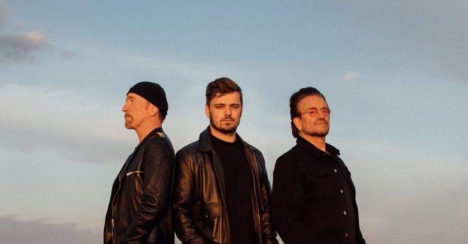 Martin Garrix, Bono i The Edge w przebojowym numerze na Euro 2020