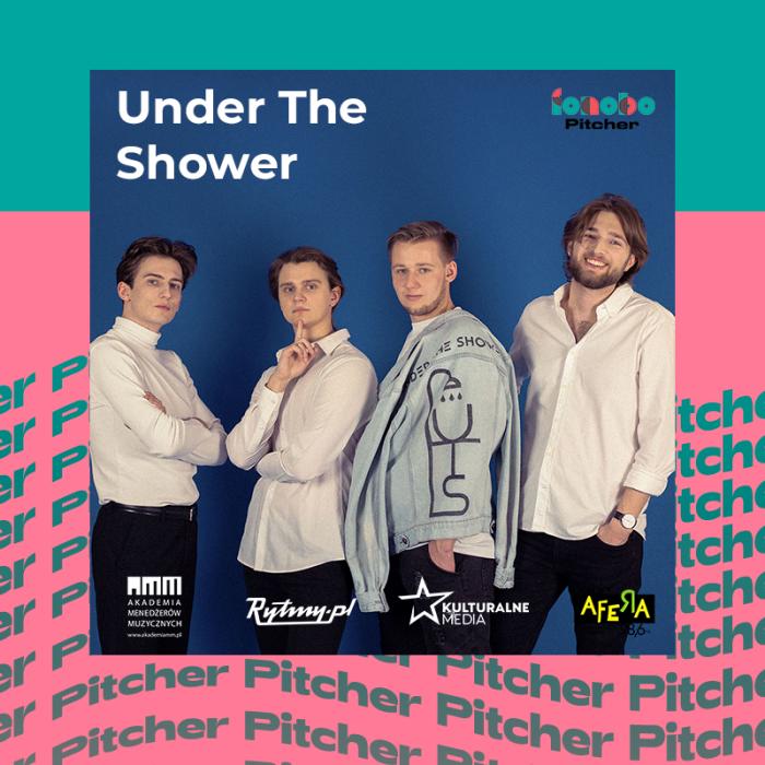 Under The Shower Tęskno FONOBO Pitcher