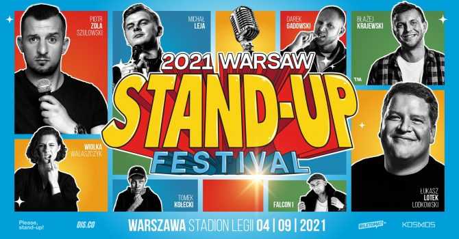 Warsaw Stand-up Festival