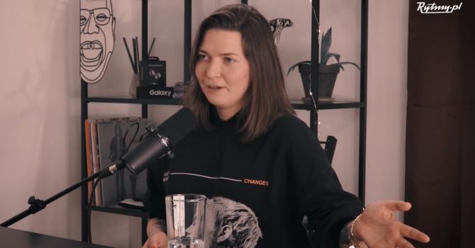 """Ada Rosinska w """"Miastosferze"""" o kulisach sukcesu artystów"""