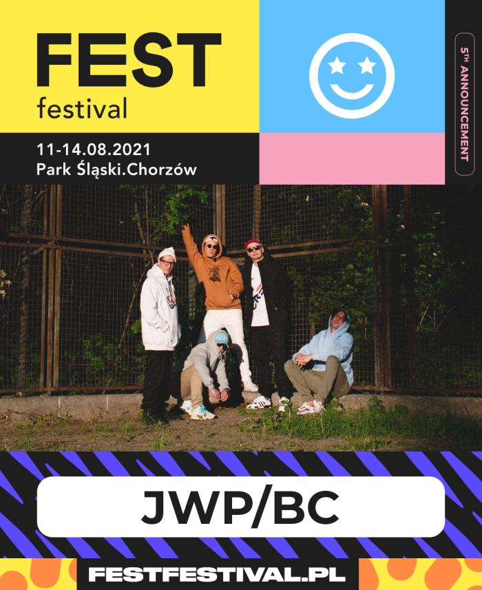JWP/BC na FEST Festival