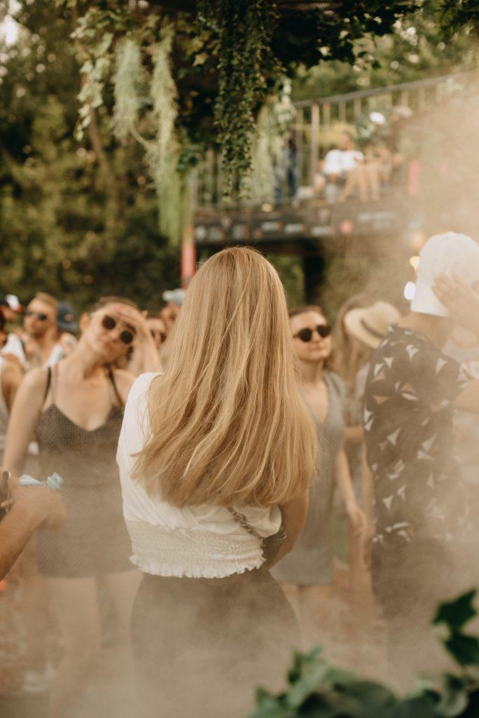 Lunapark festiwalowy vibe