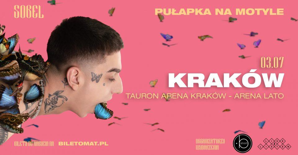 sobel w krakowie koncert bilety