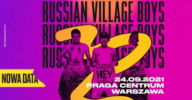 Russian Village Boys / 24.09.2021 / Warszawa