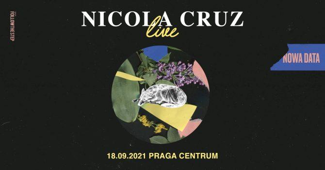 Nicola Cruz LIVE / 18.09.2021 / Warszawa