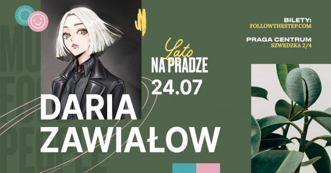 Lato na Pradze • Daria Zawiałow • 24 lipca 2021 • Druga Data