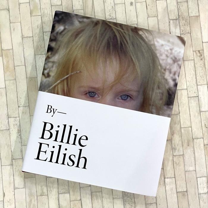 Billie Eilish O sobie książka