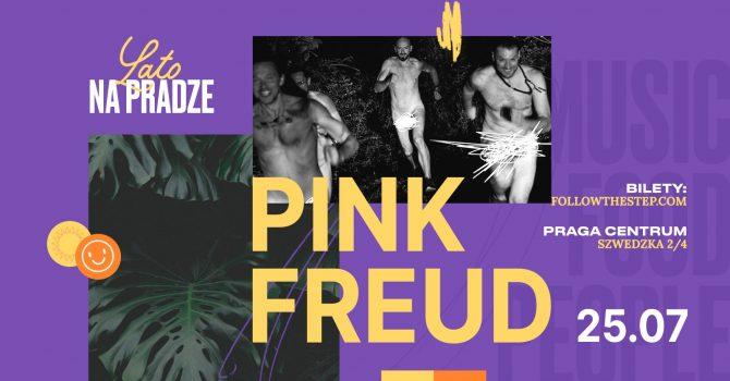 Lato na Pradze • Pink Freud • 25 lipca 2021