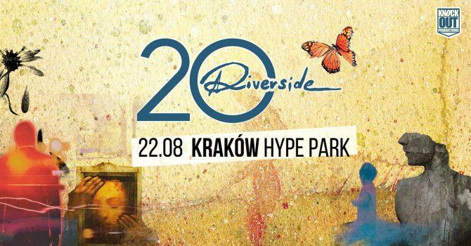 Riverside + Collage, Antimatter / 22 VIII / Kraków