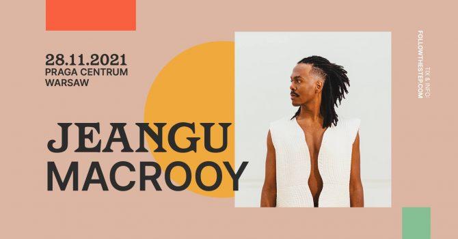 Jeangu Macrooy / 28 Listopada 2021 / Warszawa