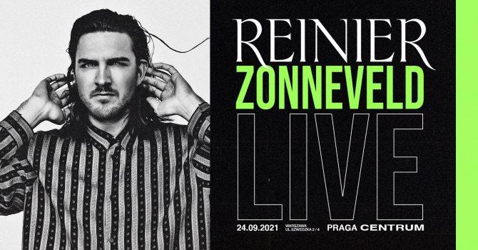 Reinier Zonneveld live / 24.09.2021 / Warszawa