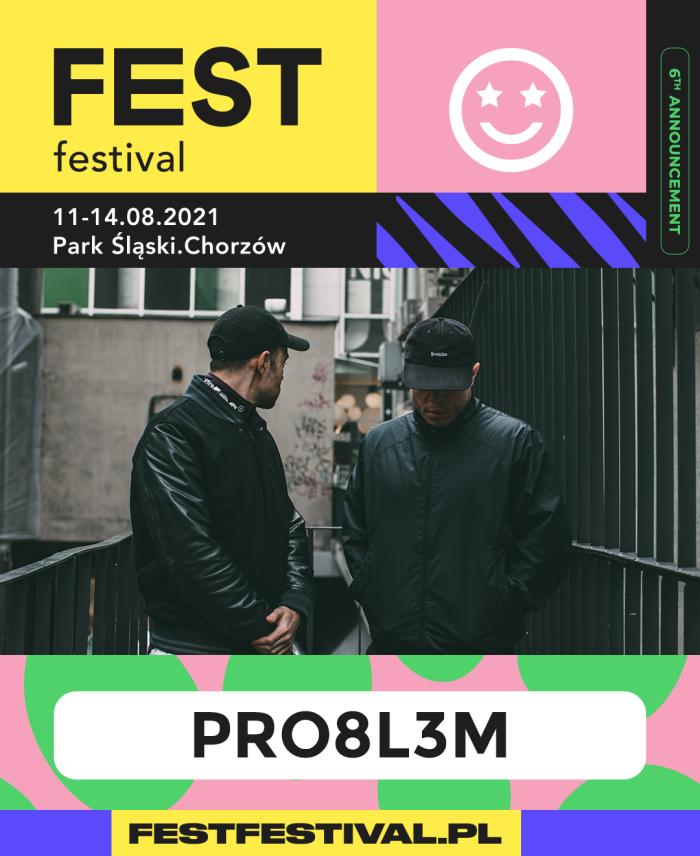 PRO8L3M na FEST Festival 2021