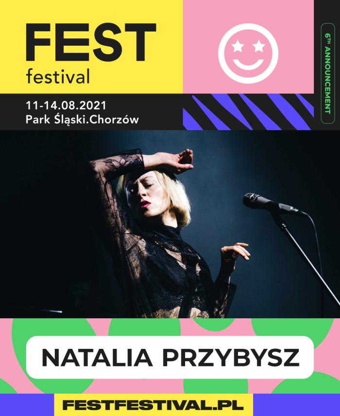 Natalia Przybysz na FEST Festival 2021