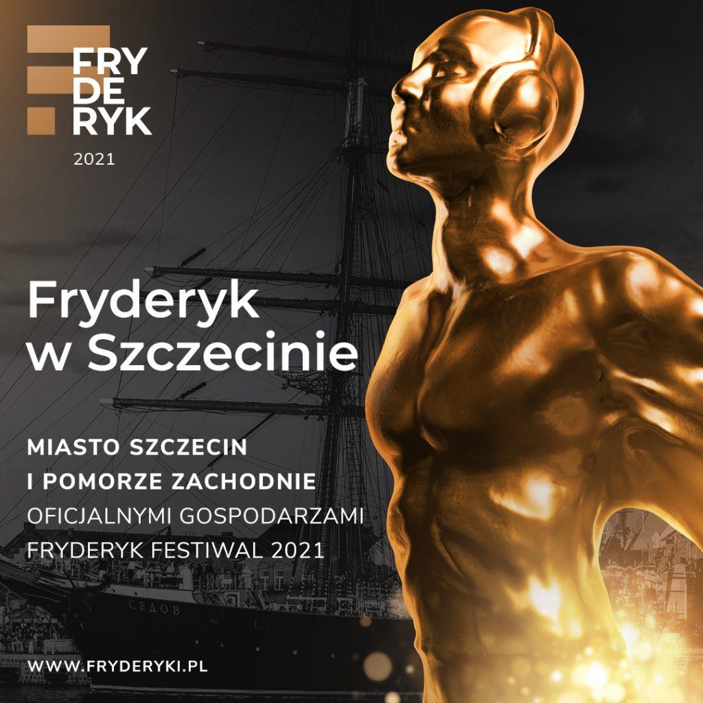 Fryderyki 2021 odbędą się w Szczecinie