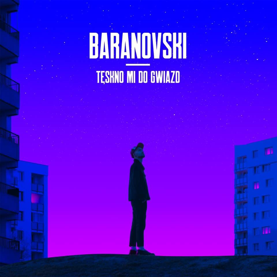 Baranovski tęskni do gwiazd w nowym singlu