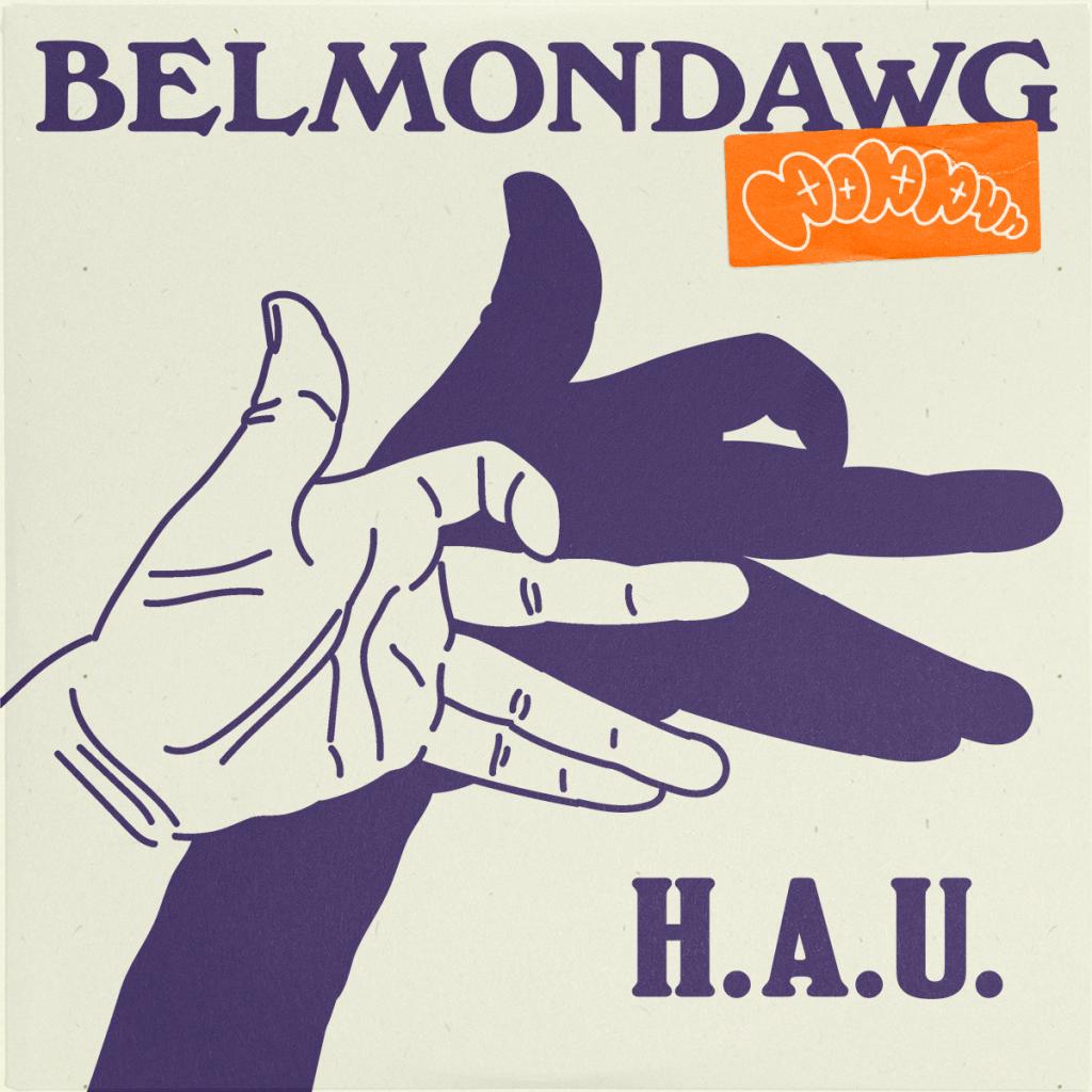 Belmondawg Hustle As Usual okładka