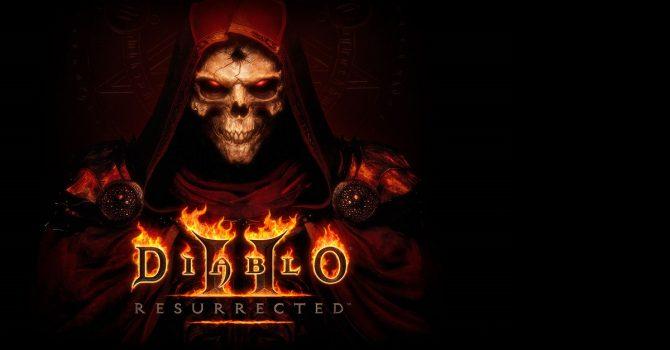 """""""Diablo 2: Resurrected"""" powraca z datą premiery i zwiastunem"""