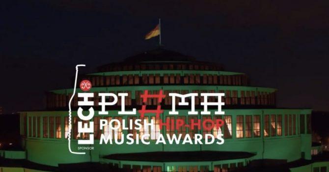 Lech Polish Hip-Hop Music Awards w aktorskiej zapowiedzi eventu. Starring: Barciś, Wini i Bzy Pszczółkowska