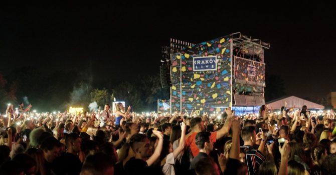 Kraków Live Festival nie odbędzie się w tym roku