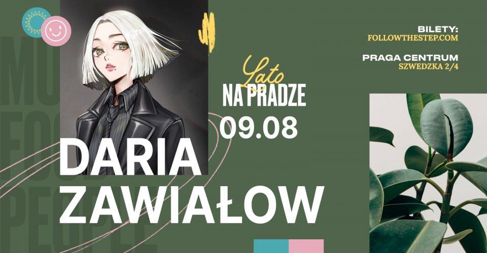Lato na Pradze / Daria Zawiałow
