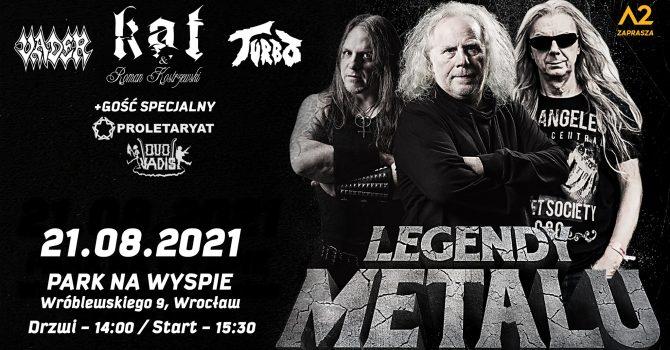 Legendy Metalu | Wrocław