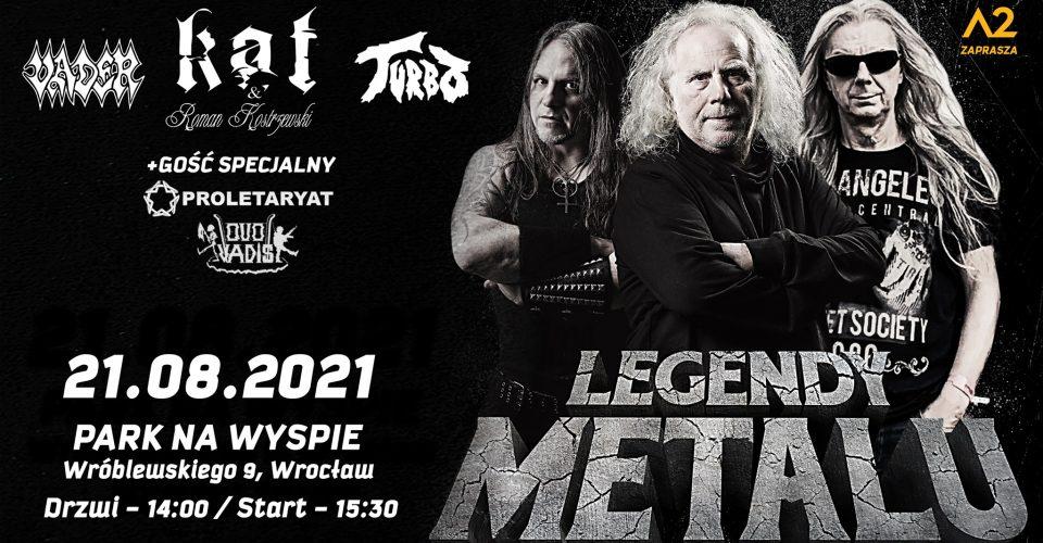 Legendy Metalu   Wrocław