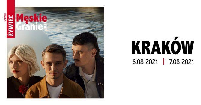 Męskie Granie 2020 - 2021 | Kraków