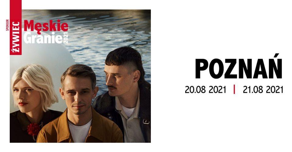 Męskie Granie 2020 - 2021 | Poznań