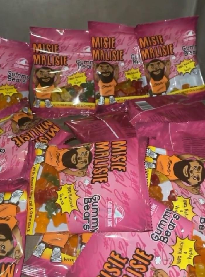Misie Malisie - wegańskie żelki od Malika Montany