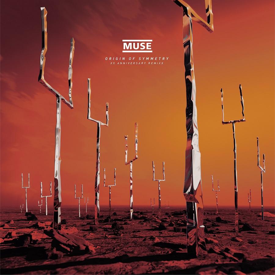 """Muse - """"Origin of Symmetry (XX Anniversary RemiXX)"""" - album już dostępny"""