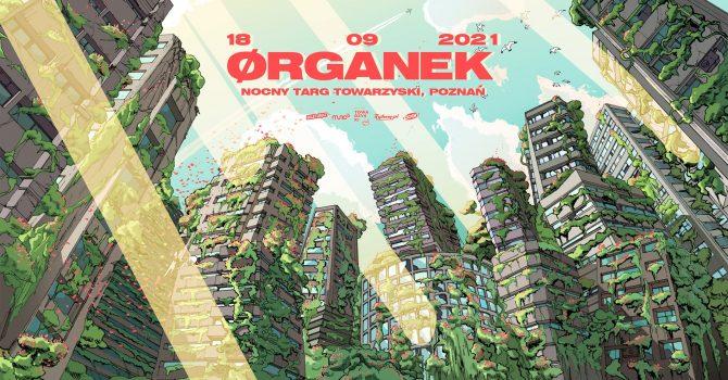 ORGANEK | BETONOWY LAS