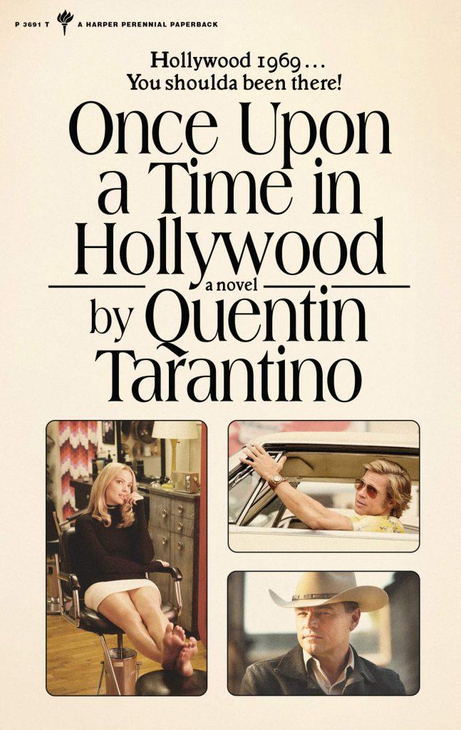 Quentin Tarantino pewnego razu w Hollywood książka