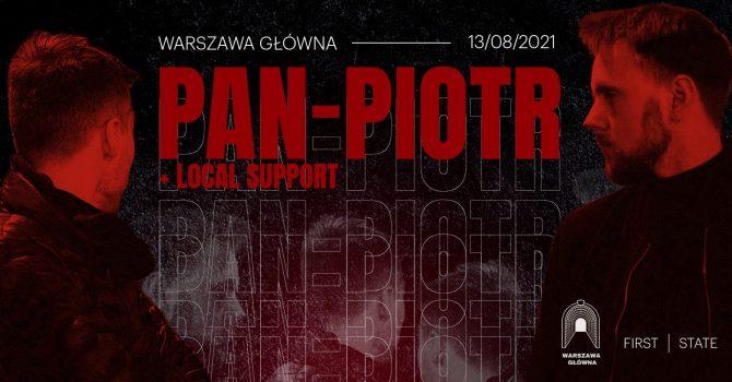 Pan-Piotr | Warszawa Główna
