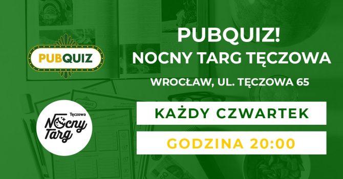 PubQuiz x Nocny Targ Tęczowa!