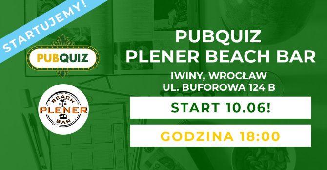 PubQuiz x Plener Beach Bar