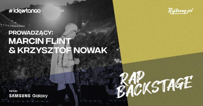 Marcin Flint, Krzysiek Nowak i Rap Backstage – hip-hopowy podcast IDĘWTANGO