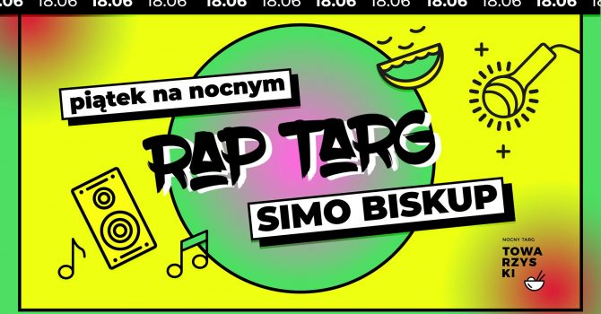 Rap Targ   Piątek na NTT