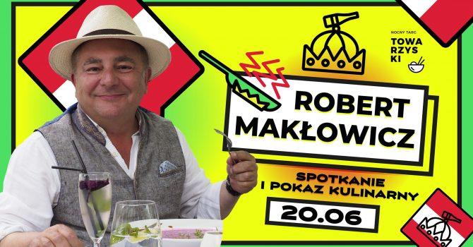Robert Makłowicz na NTT | Weekend na Nocnym