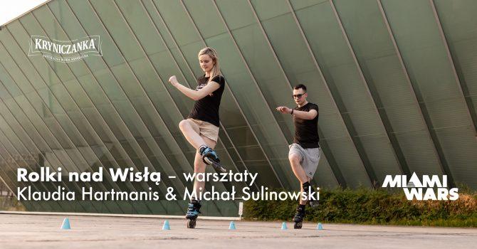 Rolki nad Wisłą - Klaudia & Michał