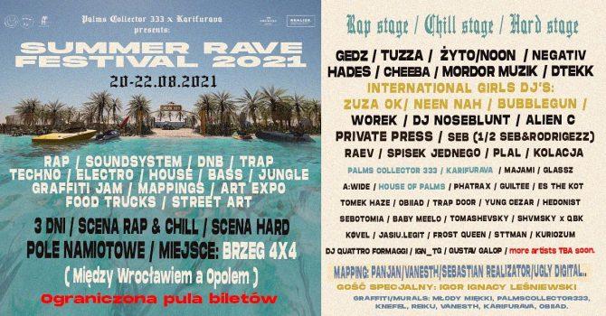 SUMMER RAVE FESTIVAL 2021