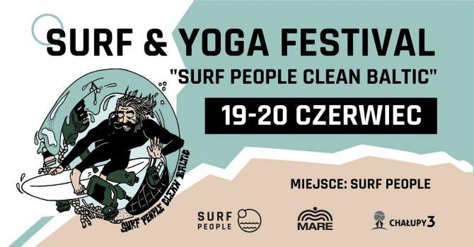 Surf People Clean Baltic – nowe wydarzenie nad polskim morzem