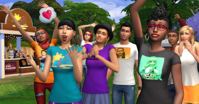 Artyści zagrają koncerty w języku simów. The Sims 4 z własnym festiwalem