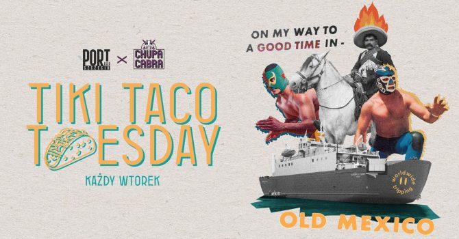Tiki Taco Tuesday @PortBar