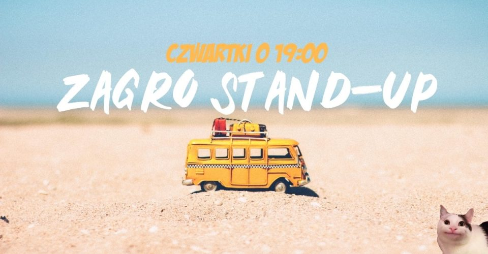 Zagro Stand-up VOL. 3