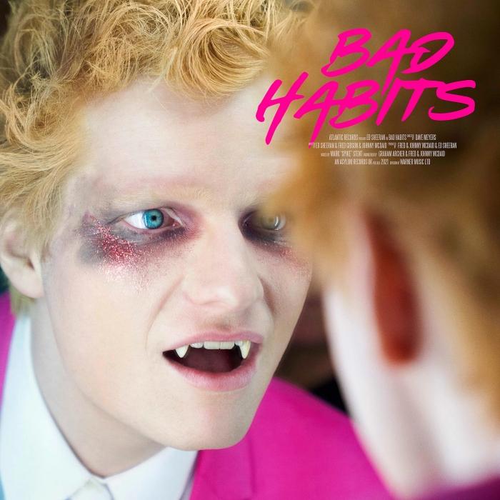 Ed Sheeran Bad Habits