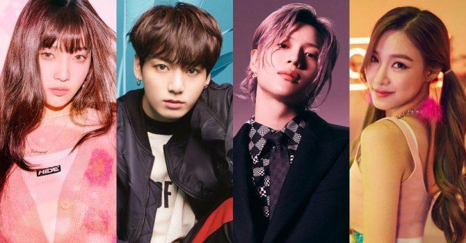 K-popowe piosenki, które były przeznaczone dla zachodnich artystów