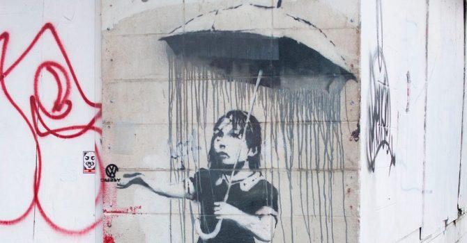 Banksy stracił prawa do swoich prac. A może nigdy ich nie miał?